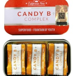 Candy B+ Complex   Kuat Keras Tegang Dan Tahan Lama