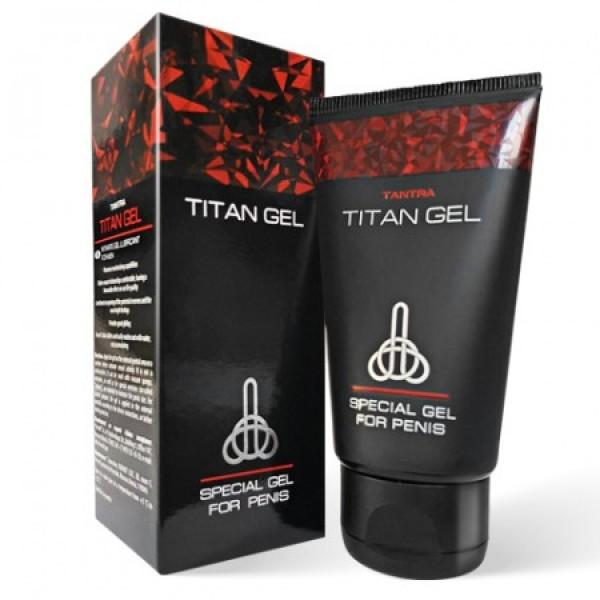 Titan Gel | Lebih Besar, Lebih Keras Dan Tahan Lama