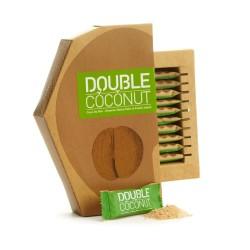 Double Coconut | Lelaki Kuat Keras Tahan Lama