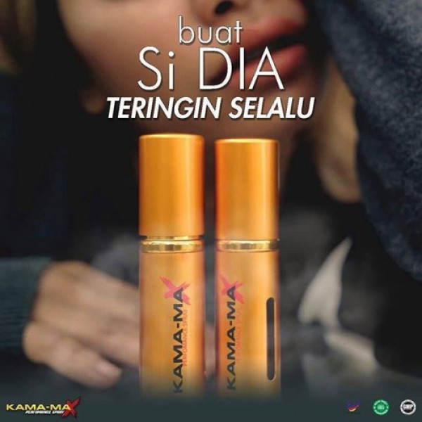 Kamamax Men Delay Spray | Kama-Max Spray Tahan Lama Lelaki